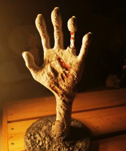 Halloween Main Zombie en impression 3D