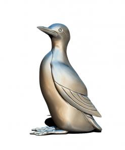 Figurines Solo de Guillemot (oiseau) au format numérique gauche
