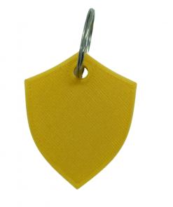 Porte-clés Zelda - Bouclier d'Hylian arrière
