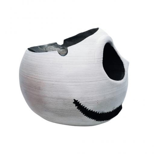 Cendrier Jack Skellington en impression 3D droite