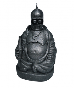 Figurines Buddha - fantasy bender face