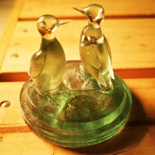 Figurines Duo de Guillemot