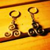 Porte-clé Triskèle en Impression 3D