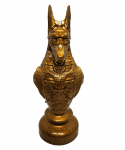 Reproduction Egypte Anubis en impression 3D or