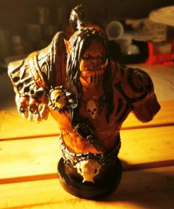 Statues World of Warcraft - Grommash Hurlenfer