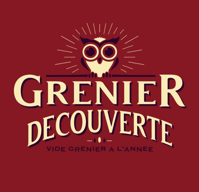 Logo Grenier découverte
