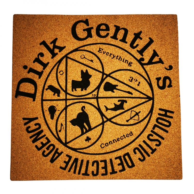 Séries - Dirk Gently